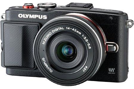 Olympus Pen E-PL6 [Foto: Olympus]