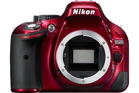 Nikon D5200 [Foto: Nikon]