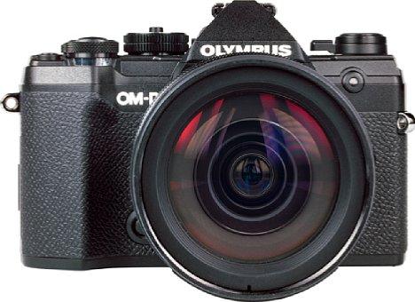 Bild Das ED 12-40 mm F2.8 PRO ist bei Olympus inzwischen ein Klassiker. Auch an der Olympus OM-D E-M5 Mark III liefert es eine hervorragende Bildqualität, die sich nicht hinter Festbrennweiten zu verstecken braucht. [Foto: MediaNord]