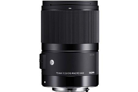 Sigma 70 mm F2.8 DG Macro Art. [Foto: Sigma]