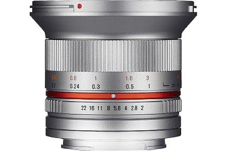 Samyang 12 mm F2.0 NCS CS. [Foto: Samsung]