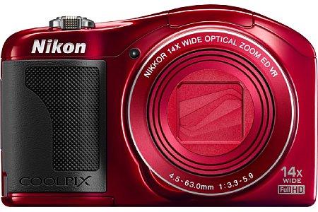Nikon Coolpix L610 [Foto: Nikon]