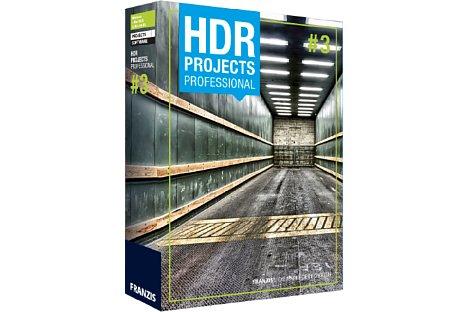 Bild HDR Projects 3 Professional. [Foto: Franzis Verlag]