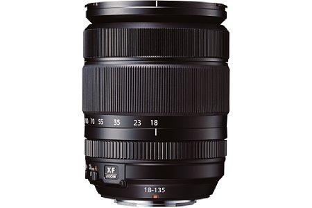 Fujifilm XF 18-135 mm F3.5-5.6 R LM OIS WR [Foto: Fujifilm]
