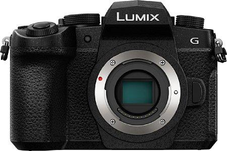 Panasonic Lumix DC-G91. [Foto: Panasonic]