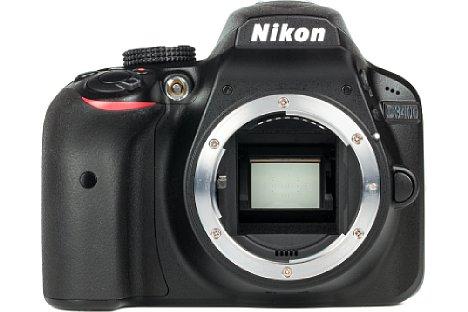 Bild Der 24 Megapixel auflösende APS-C--Bildsensor der Nikon D3400 liefert eine sehr gute Bildqualität bis ISO 800 und kann durchaus bis ISO 3.200 verwendet werden. [Foto: MediaNord]