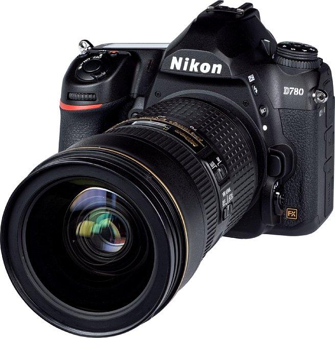 Bild Für 2.500 Euro (ohne Objektiv) bekommt man mit der Nikon D780 eine Mittelklasse-DSLR, die auch mit Spiegellos-Qualitäten zu überzeugen weiß. [Foto: MediaNord]