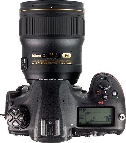 Bild An der Nikon D850 erreicht das AF-S 28 mm 1:1.4E ED im Bildzentrum eine sehr hohe Auflösung, am Bildrand nicht. Beim Abblenden zieht die Randauflösung kräftig an, was sogar Landschaftsaufnahmen möglich macht. [Foto: MediaNord]