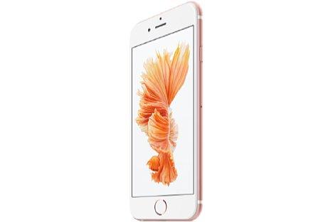 """Bild Das Apple iPhone 6S (ohne """"Plus"""") besitzt ein 4,7-Zoll-Display. [Foto: Apple]"""