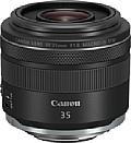 Mit 74 Millimetern Durchmesser und einer Länge von 63 Millimetern ist das Canon RF 35 mm 1.8 IS STM das derzeit kompakteste Objektiv im noch jungen Canon-EOS-R-System. [Foto: Canon]