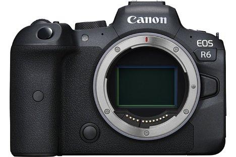 Bild Canon EOS R6. [Foto: Canon]