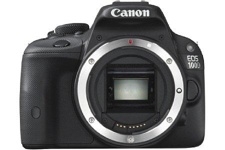 Bild Der 18 Megapixel auflösende CMOS-Sensor der Canon EOS 100D ermöglicht mit seinem Hybrid-Autofokus die Schärfenachführung auch während Videoaufnahmen. [Foto: Canon]
