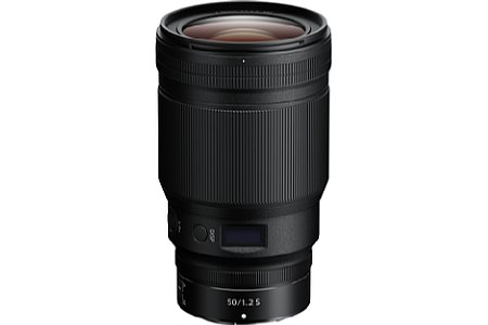 Nikon Z 50 mm F1.2 S. [Foto: Nikon]