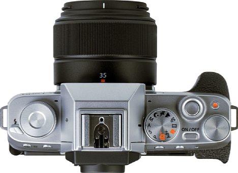 Bild An der APS-C-Kamera X-T200 zeigt das Fujifilm XC 35 mm F2 einen Bildausschnitt wie ein 53mm-Objektiv an einer Kleinbildkamera. Mit dem Normalobjektiv kann man von der Landschaft bis hin zum Porträt natürlich wirkende Fotos aufnehmen. [Foto: MediaNord]