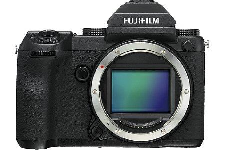 Bild Unterstützt X Raw Studio mit einem ab Ende November 2017 erhältlichen Firmwareupdate: Fujifilm GFX 50S. [Foto: Fujifilm]