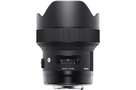 Sigma 14 mm F1.8 DG HSM Art. [Foto: Sigma]