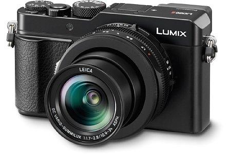Panasonic Lumix DC-LX100 II. [Foto: Panasonic]