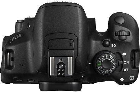 Bild Das Einstellrad der Canon EOS 700D besitzt keinen Anschlag mehr, so dass man es um 360 Grad drehen kann. [Foto: Canon]
