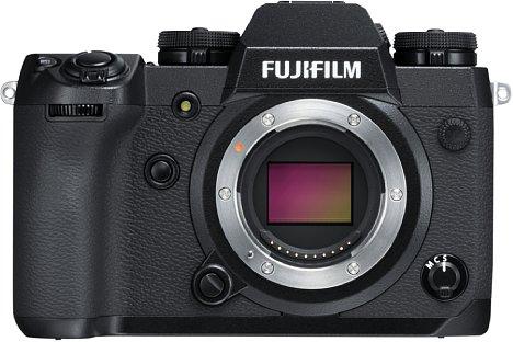Bild Fujifilm X-H1. [Foto: Fujifilm]