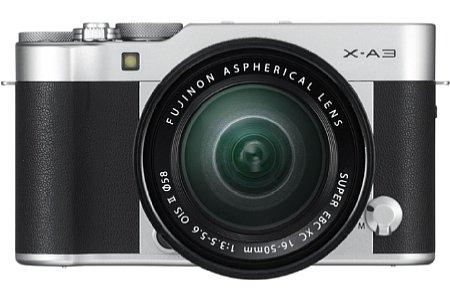 Bild AUch die Fujifilm X-A3 wird mit dem Firmwareupdate 2.20 kompatibel zum Instax Share SP-3. [Foto: Fujifilm]