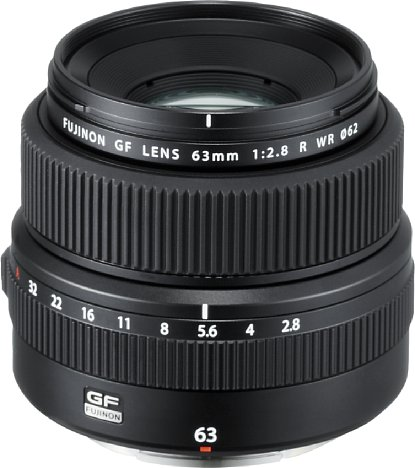 Bild Fujifilm GF 63 mm F2.8 R WR. [Foto: Fujifilm]