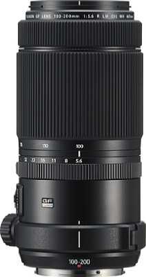 Fujifilm GF 100-200 mm 1:5.6 R LM OIS WR. [Foto: Fujifilm]