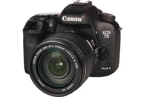 Bild Nach rund fünf Jahren löst die Canon EOS 7D Mark II das Vorgängermodell EOS 7D ab. [Foto: MediaNord]