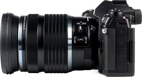 Bild Zusammen mit der OM-D E-M1 Mark II arbeitet der optische Bildstabilisator des Olympus 12-100 mm 4 IS ED Pro äußerst effektiv. Mehr als sechs Blendenstufen längere Belichtungszeiten sind verwackelungsfrei möglich. [Foto: MediaNord]