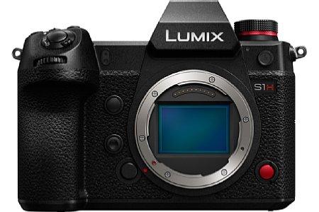 Panasonic Lumix DC-S1H. [Foto: Panasonic]