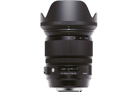 Bild Sigma A 24-105 mm F4 DG OS HSM [Foto: Sigma]