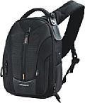 Der Vanguard Up-Rise II 34 ist ein Sling-Rucksack, der eine kleinere SLR-Ausrüstung transportieren kann. [Foto: Vanguard]