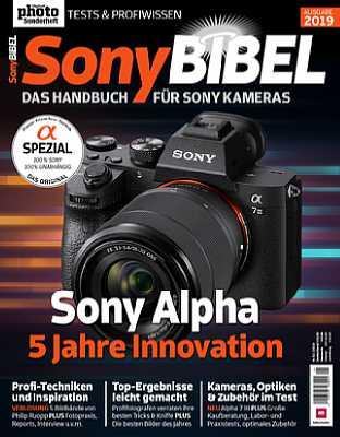 SonyBibel 01/2019. [Foto: Falkemedia]