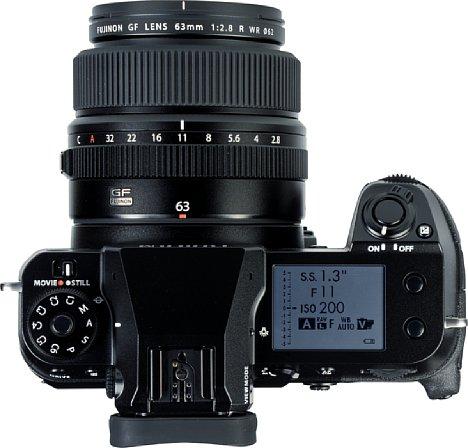 Bild Derhohen Sensorauflösung von über 100 Megapixeln der GFX100S wird dasFujifilm GF 63 mm F2.8 R WR problemlos gerecht. Die besten Ergebnisse erzielt man bei F11. [Foto: MediaNord]