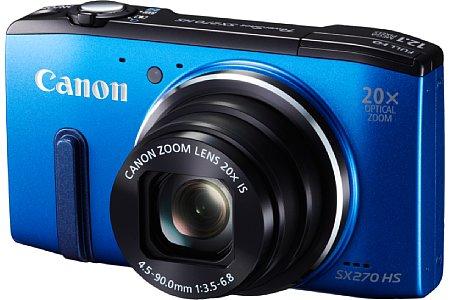 Canon PowerShot SX270HS [Foto: Canon]