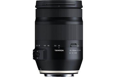 Tamron 35-150 mm 1:2.8-4 Di VC OSD (Model A043). [Foto: Tamron]