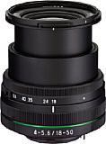 Ricoh Pentax DA 18-50mm. [Foto: Ricoh]