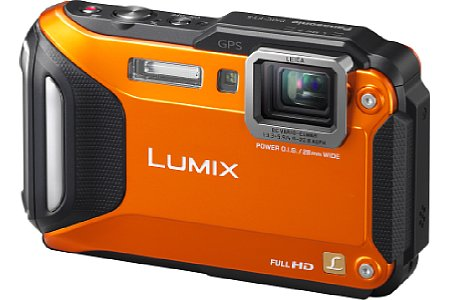 Panasonic Lumix DMC-FT5 [Foto: Panasonic]
