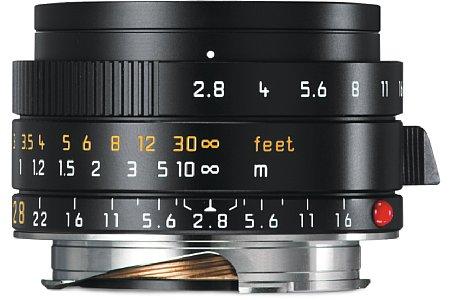 Leica Elmarit-M 1:2.8/28 mm Asph. [Foto: Leica]