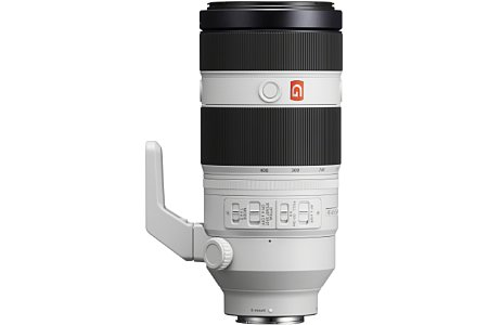 Sony FE 100-400 mm F4.5-5.6 GM OSS. [Foto: Sony]