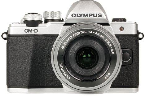Bild Mit dem 14-42 EZ kommt bei der Olympus OM-D E-M10 Mark II fast Kompaktkamera-Gefühl auf, vor allem wenn man den sich automatisch öffnenden Deckel als Zubehör kauft. [Foto: MediaNord]
