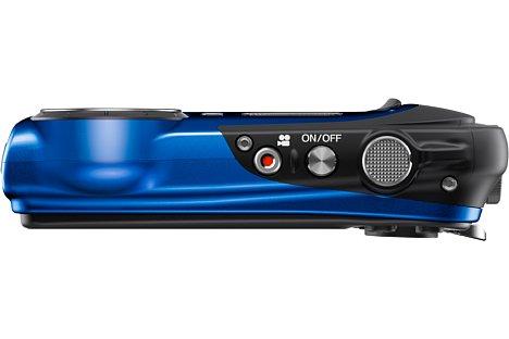 Bild Per WLAN kann die Fujifilm FinePix XP70 Fotos und Videos an Tablets, Smartphones und PCs übertragen. [Foto: Fujifilm]