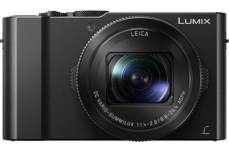 """Bild Der 1""""-CMOS-Sensor derPanasonic Lumix DMC-LX15 bringt es auf eine Auflösung von20 Megapixeln. [Foto: Panasonic]"""