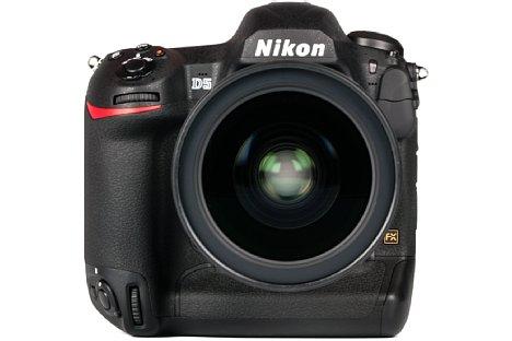 Bild Das 2.8 24-70 mm VR macht bei der Auflösung, im Gegensatz zur D800E, an der Nikon D5 eine hervorragende Figur, muss aber bei der Verzeichnung und den Farbsäumen federn lassen.. [Foto: MediaNord]