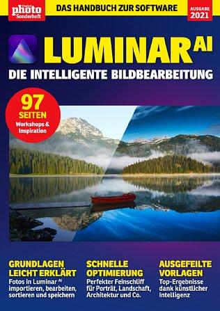 "Bild DigtalPhoto-Sonderheft ""Luminar AI – Die intelligente Bildbearbeitung"". [Foto: Falkemedia]"