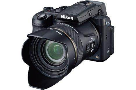 Bild Die Nikon DL24-500 f/2.8-5.6 bietet einen besonders großen Brennweitenbereich und bietet Sportfotografen einen speziellen Sport-VR. [Foto: Nikon]