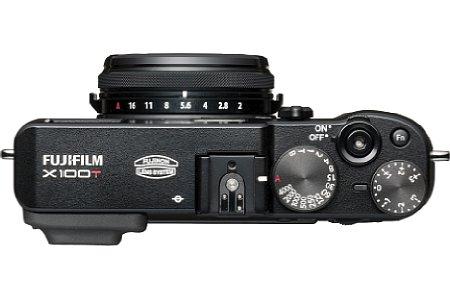 Fujifilm X100T [Foto: Fujifilm]