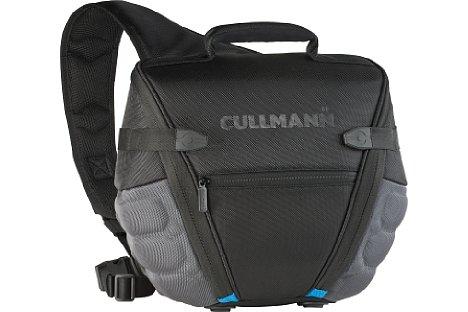 Bild Der Cullmann Protector CrossPack 450 wirkt ein wenig bullig, bietet mit seiner speziellen Schaumpolsterung aber optimalen Schutz für die Ausrüstung. [Foto: Cullmann]
