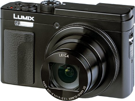 Bild Panasonic Lumix DC-TZ96. [Foto: MediaNord]