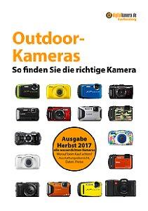 Bild Die in der digitalkamera.de-Kaufberatung Outdoor-Kameras vorgestellten Modelle sind oft in bunten Farben erhältlich. Das zeigen auf dem Titelbild, dass übrigens die Kameras auch größenrichtig zueinander zeigt. [Foto: MediaNord]