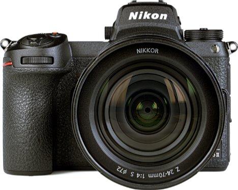 Bild Dermoderate 24,5 Megapixel auflösende Kleinbildsensor der Nikon Z 6IIist zur Bildstabilisierung beweglich gelagert. Zudem beherrscht er nun 4K-Videoaufnahmen mit 60 statt nur 30 Bildern pro Sekunde. [Foto: MediaNord]